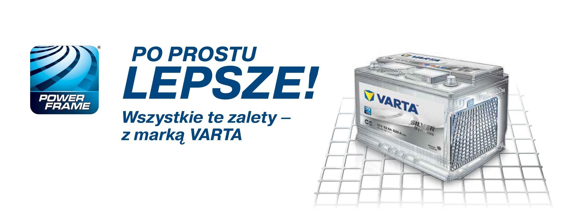 VARTA powerframe