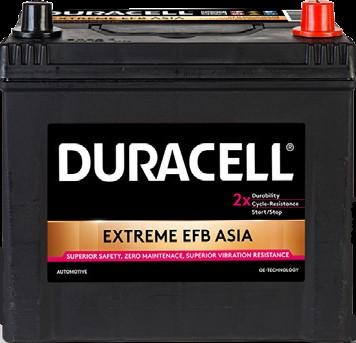 nowy duracell Extreme EFB Asia
