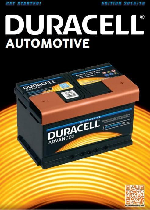 Duracell automotive 2016