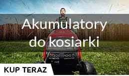 Akumulatory do kosiarki min